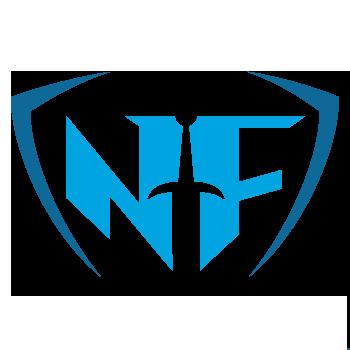 NF Boxing Bag, Ofylld 100cm / 30kg I Konstläder