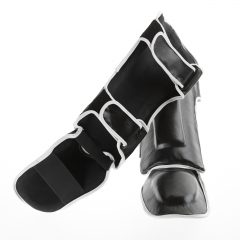 NF Thai Shin Instep Type 1 Black Artificial Leather