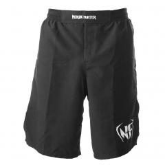 NF Kids MMA Shorts Black