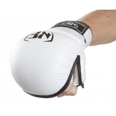 NF MMA/Shooto Training Gloves Pro White