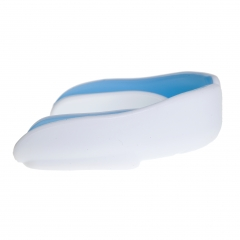 NF Tandskydd Double Layer White/Blue