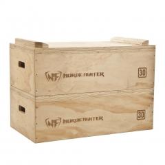 Wooden Jerk Block, Extra 30cm Block (PAR)