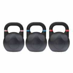 Thor Fitness Competition Black Kettlebells