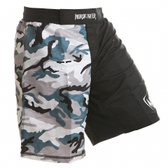 NF MMA Shorts Urban Camo