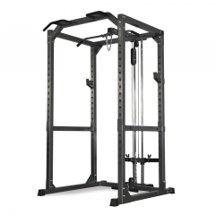 NF Power Cage, Hemmagym med Lat/Row Attachment