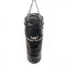 NF Heavy Bag, 145 / 45cm, 60kg I Äkta Läder