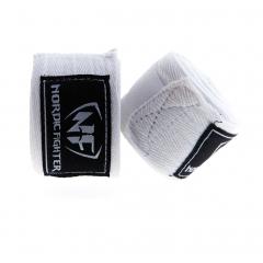 NF Mexican Handwraps 2.5-4.5m Svart/Vit