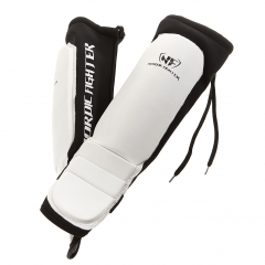 NF MMA/Grappling Shin Instep White