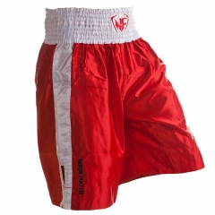 NF Boxing Trunks Red