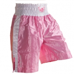 NF Boxing Trunks Pink