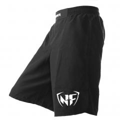 NF MMA Shorts Black