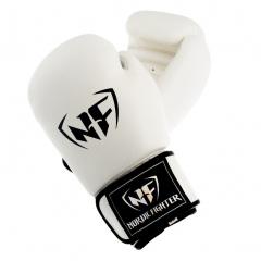 NF Basic Boxing Gloves White