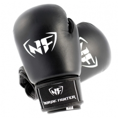 NF Kids Boxing Gloves Black