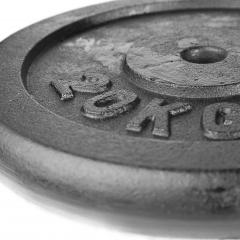 Skolviktskivor I Järn 25mm