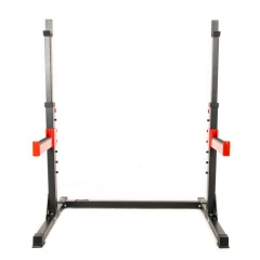 Squat stand med spotter arms