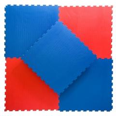 Pusselmatta 20mm Mjuk Blue/Red