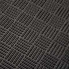 Pusselmatta 25mm Medium Black/Grey