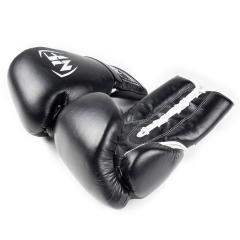 NF Professional Training Boxing Gloves med snörning