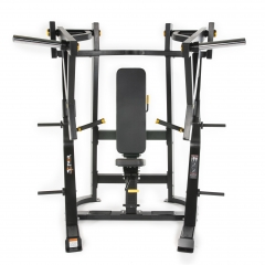 TF Exclusive PL, ISOLATERAL CHEST PRESS