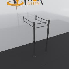 Thor Fitness Väggmonterad Rigg 1 Sektion