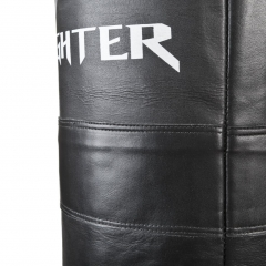 NF Boxing Bag, Fylld 100cm / 30kg I Äkta Läder