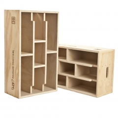 Wooden Jerk Block, Extra 15cm Block (PAR)