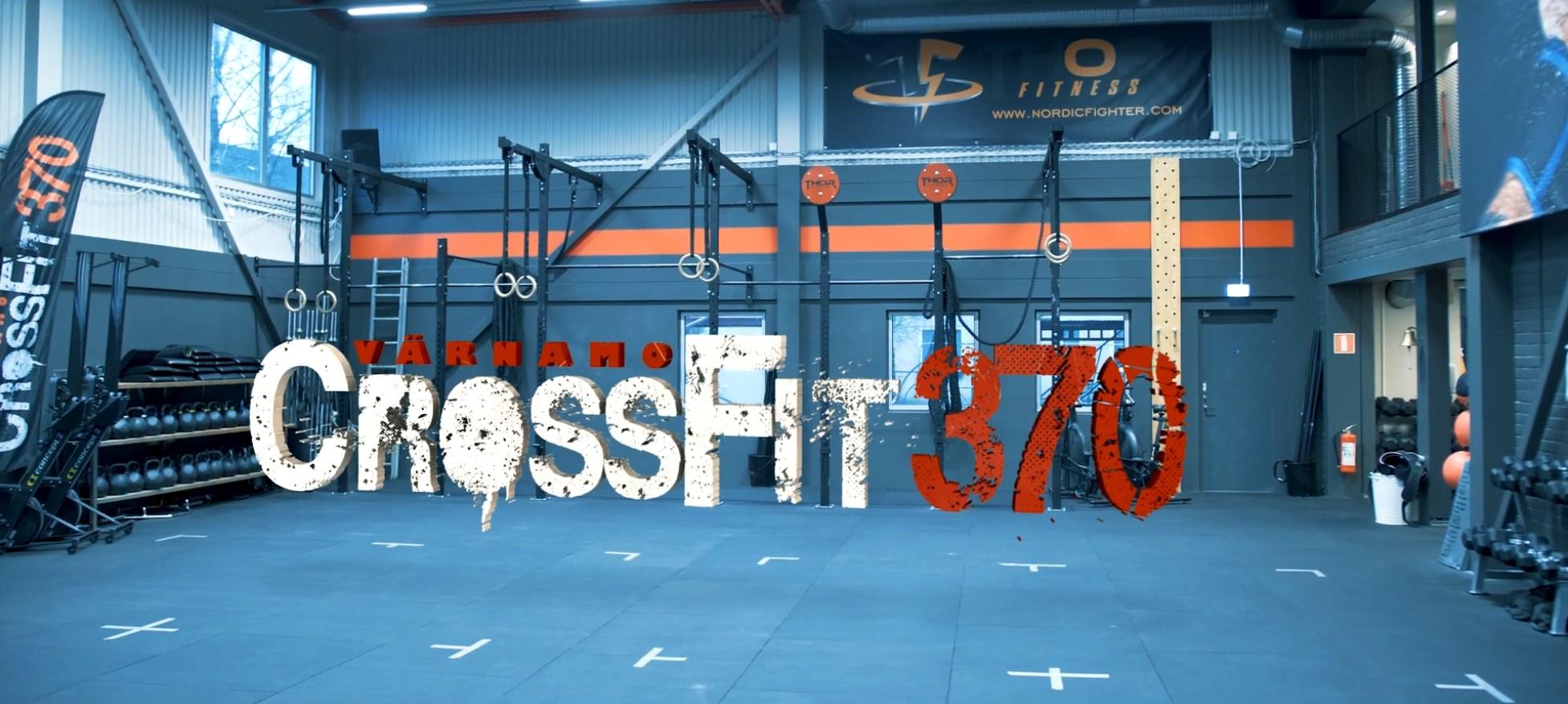 Levererat Värnamo Crossfit 370