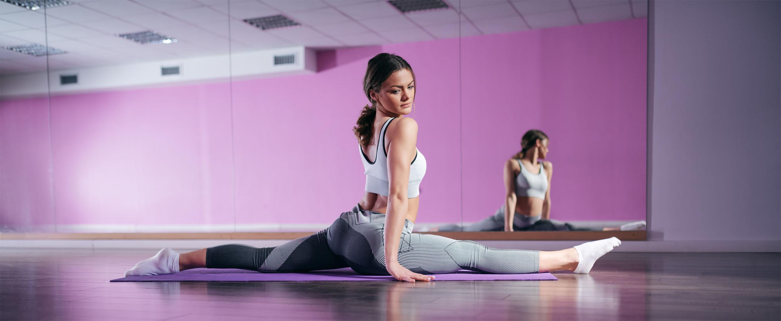 7 benövningar för kvinnor som bygger snygga ben